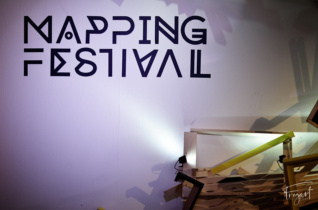Mapping Festival 2015